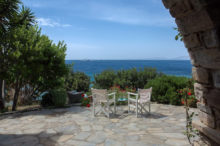 aura marine-family house by the sea