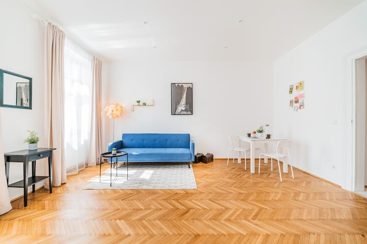 Lovely city apartment close to Belvedere Castle