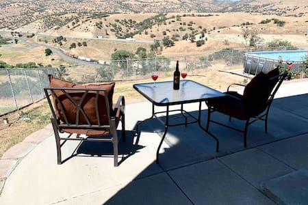 Tehachapi Bed and Trains: A Stay and Experience!