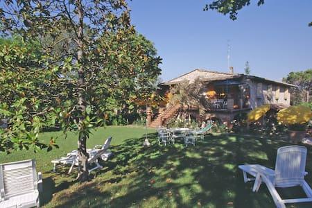 Villa Sambuco - San Gimignano