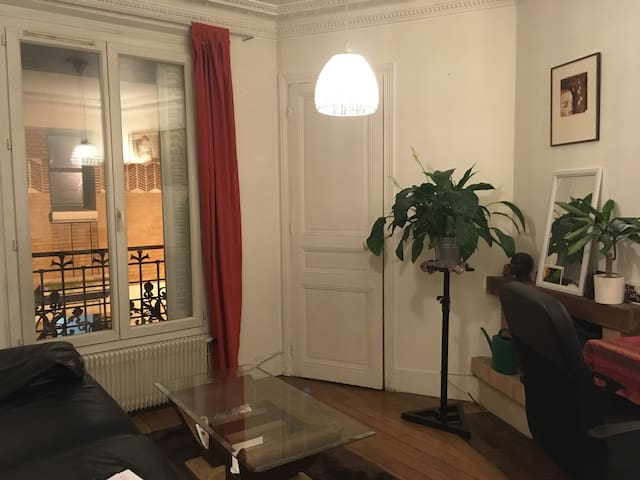 Charming and practical ap with 15 min of chatelet