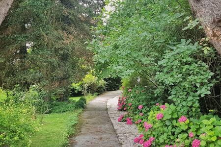 Gartenvilla Kraft-und Kreativort