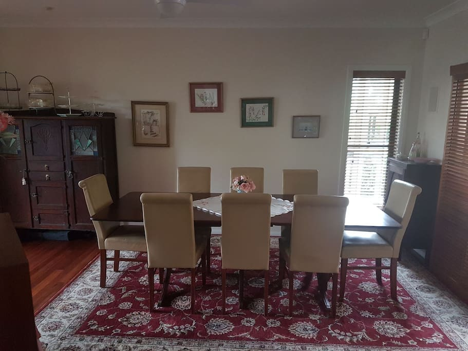 Large internal dining room.