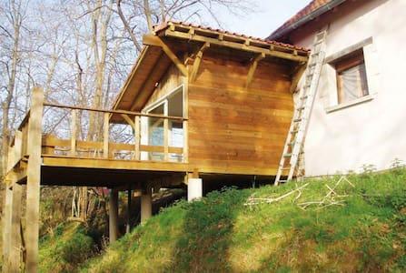 Studio meublé, vue sur la forêt - Saubusse - Διαμέρισμα