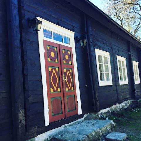 Svarta huset - Silent Nature