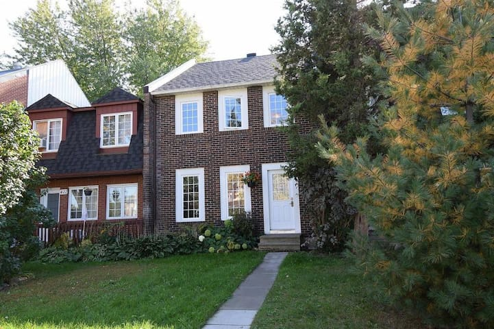 TOWNHOUSE FOR RENT - 3BR - 2B - ÎLE-BIZARD - Montreal
