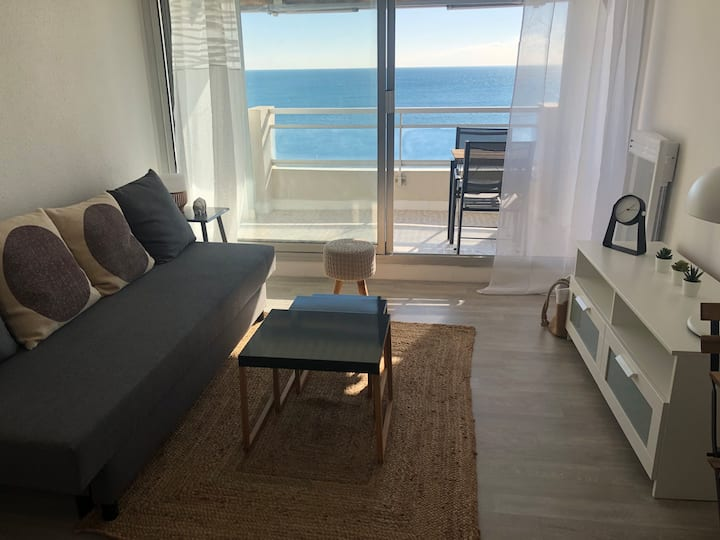 Studio+Cabine+Parking Superbe Vue360 ° Mer & Port