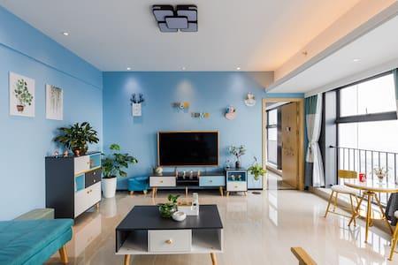 【新城东】遇见·home loft 精品公寓(佛山德国港店)