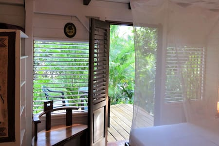 Migunga la tropicale ! (gîte La Koumbala)