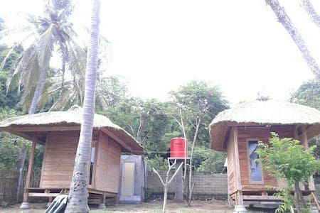 Papaya lodge is suitable for coupel - Central Sekotong - Andre