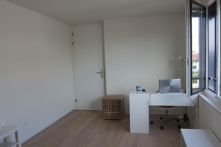 The room is 16m2 big, near station. - Regensdorf - Appartement