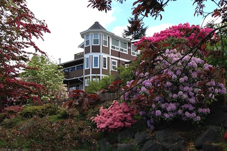 Storybook Getaway One Bdrm, Near Downtown Seattle - Seattle - Casa