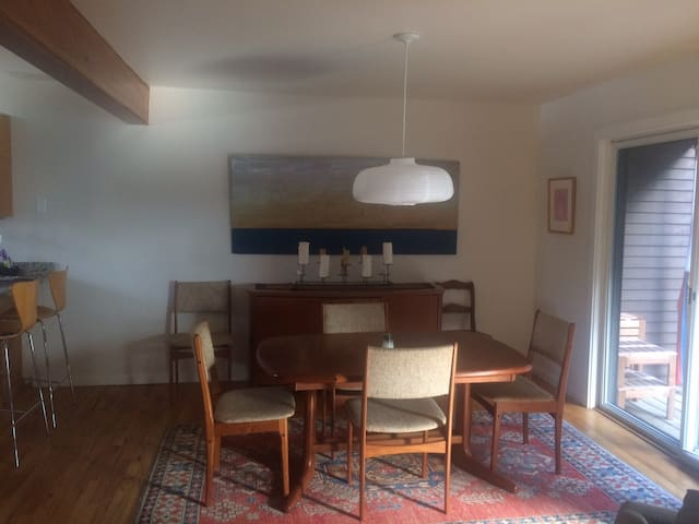 Private, spacious, and cozy Shelburne condominium - Shelburne - Appartement en résidence