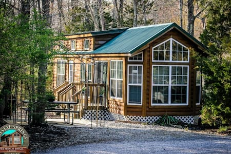 Fully Furnished Cabin - cream ridge  - Cabaña