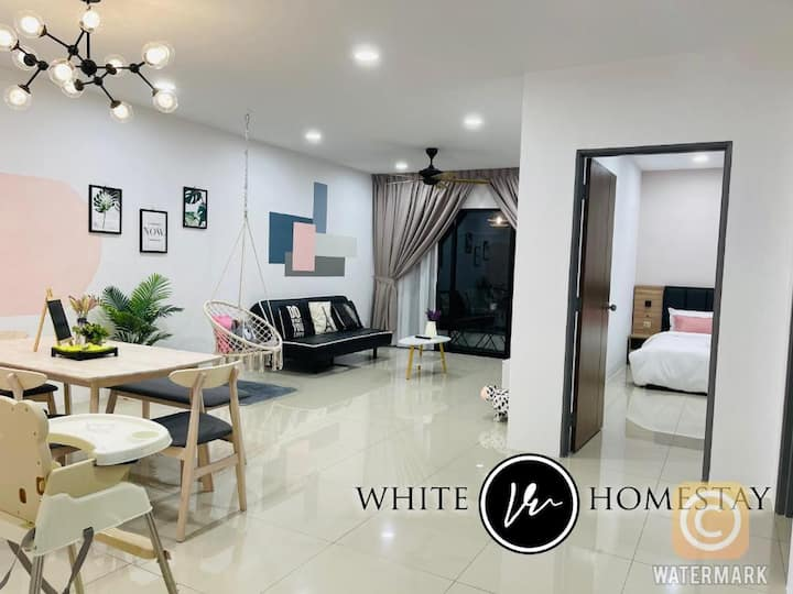 Ipoh Waterpark Homestay 8 to 12pax