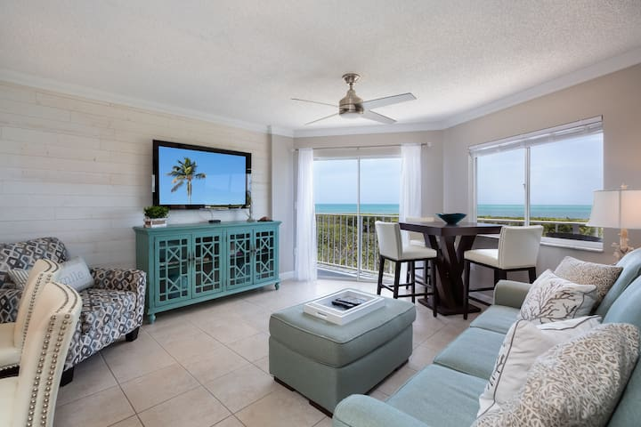 Luxurious Suite+Open Ocean Views+Pool & Cabana Bar