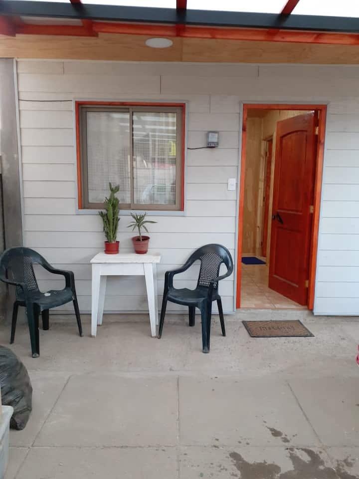 Cómoda y tranquila casa interior en San Sebastián