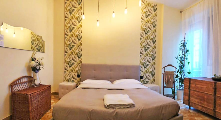 * Cozy double room Florence Station Guesthouse * 2