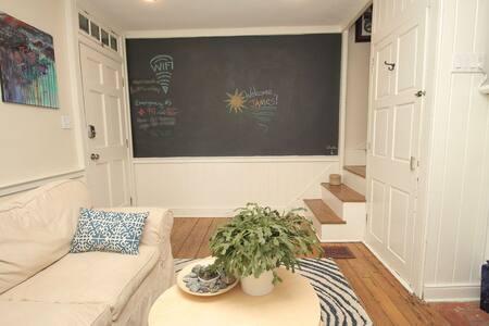 'Mini House' has it all! Northern Liberty Twnhouse - Φιλαδέλφεια - Αρχοντικό