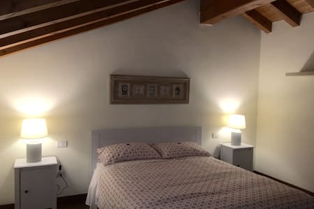 B&B Borasca - Leonardo Room - Borasca - Bed & Breakfast