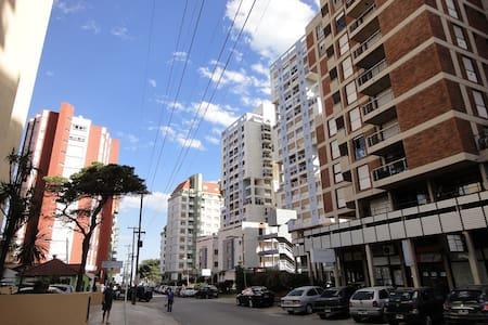 Dpto 1 amb en Bunge a 2 cuadras del mar - Pinamar - Appartement