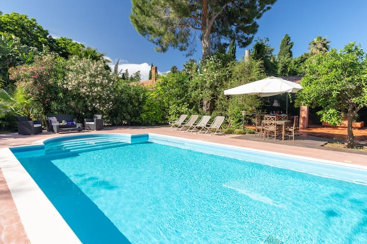 Il Giardino di Michela - Heated Pool