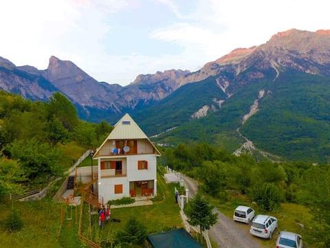 Оазис в Альпах