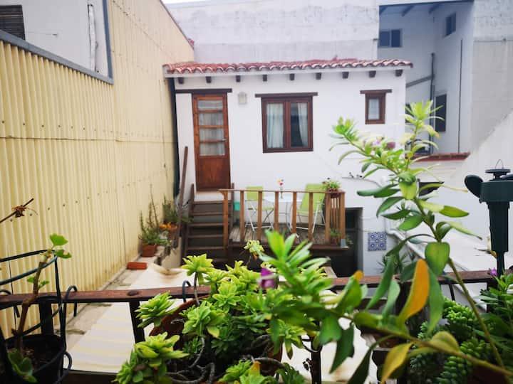 EL REFUGIO.  Encantadora habitacion