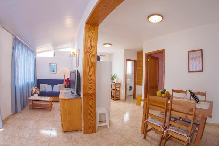 Finca el Gallo.High quality small accommodation