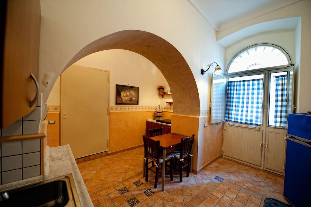 Interno appartamento con ingresso indipendente