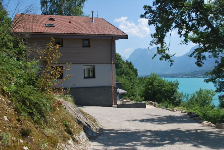TALLOIRES VILLAGE Villa Stunning Lake Views