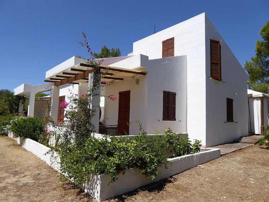 Carloforte independent gardenhouse houses for rent in for Rent a home in italy