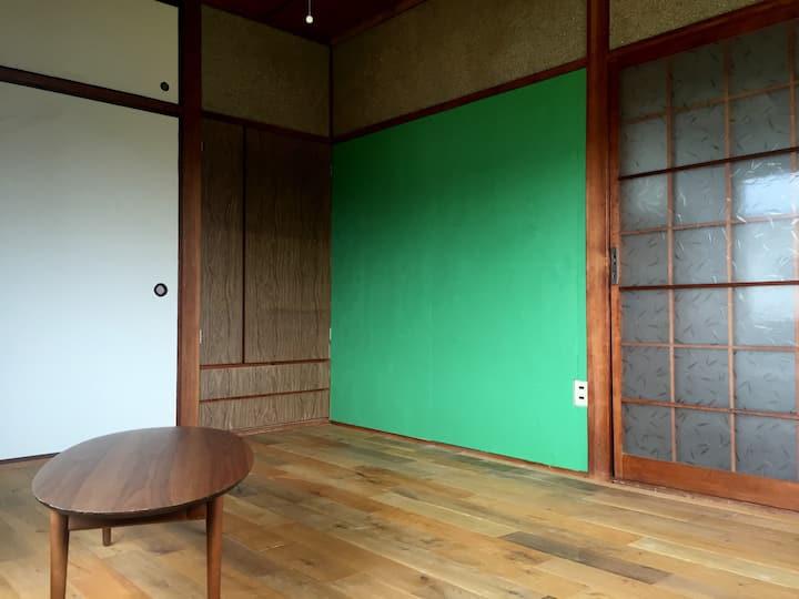 Miyanoura shared house (2nd floor/flooring room)