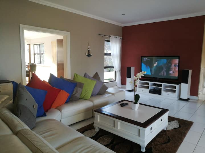 For business or leisure in La lucia