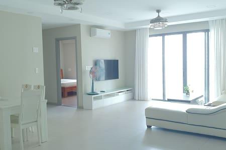 Apartment 3BED, 2WC. 131m2 at Goldview, 346 BVĐ Q4
