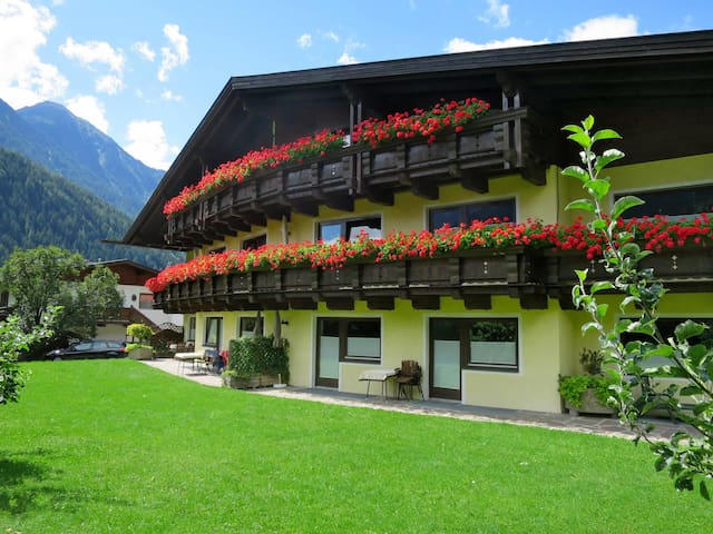 68 m² apartment Appartementhaus Sunnwies for 6 persons