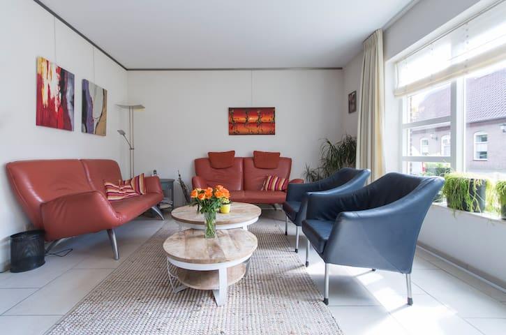 Bas his Mom's house near Eindhoven - Veldhoven - Casa