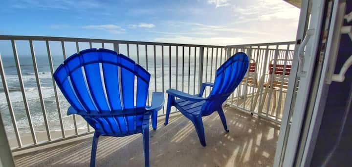 Fantastic Ocean View Studio in Daytona Beach!