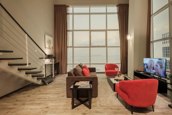 Nov PROMO!!! K-Suite 180° FULL SEAVIEW DUPLEX