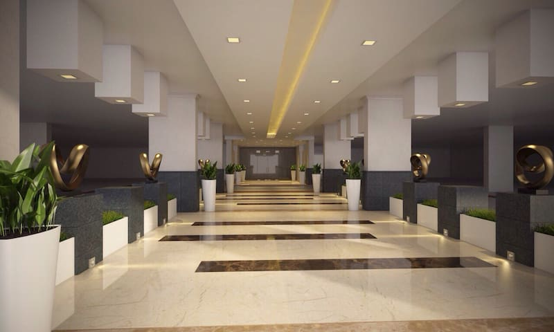 "The Fountain ""Luxury Living"" - Gedda - Appartamento"