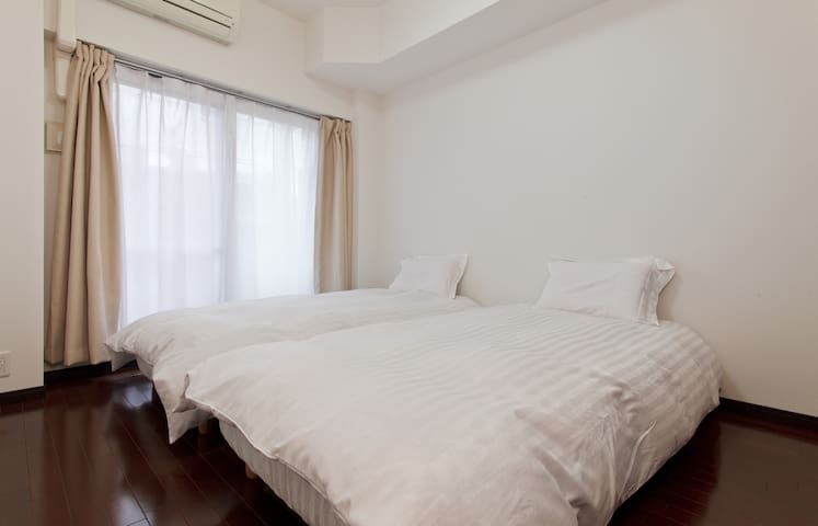 New!!! 5min from Tenjinbashisuji - 大阪市, 大阪府, JP - Apartament