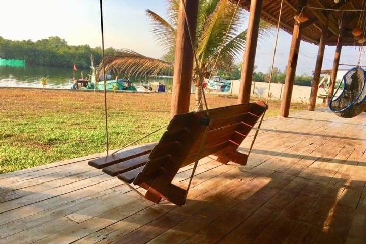 Villa Cua Can - Sweet Room - Single bed