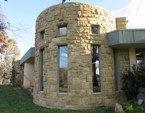 Mandala Stonehouse - Luxury in the Grampians - Wartook - Rumah
