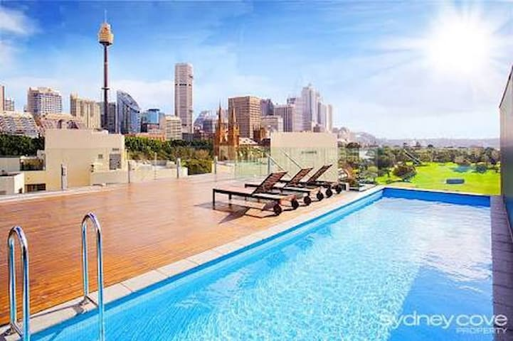 Top location CITY ,own room at luxury apartment