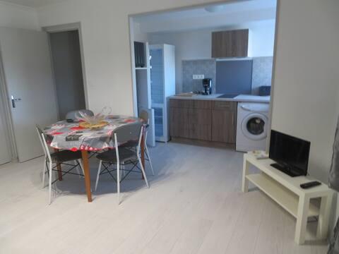 logement neuf 35 m²,indépendant et calme.