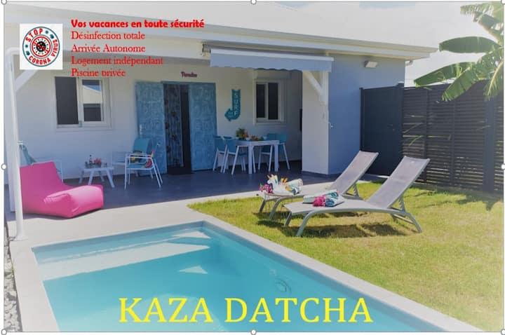 KAZA DATCHA  petit coin de paradis