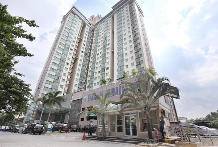 RestStays - BCC Relaxable Apartment 11# Batam