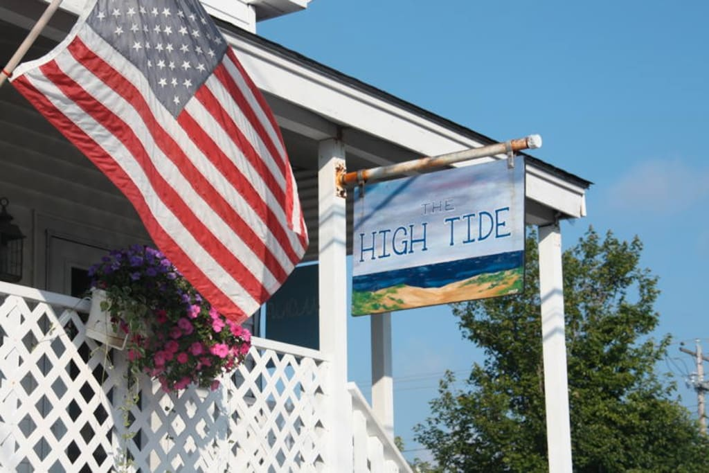 Welcome to the High Tide