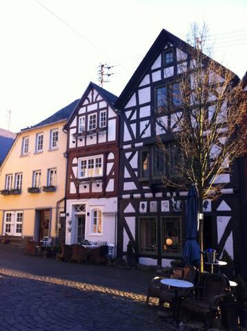 !!DAS außergewöhnliche FERIENHAUS in Hachenburg/WW