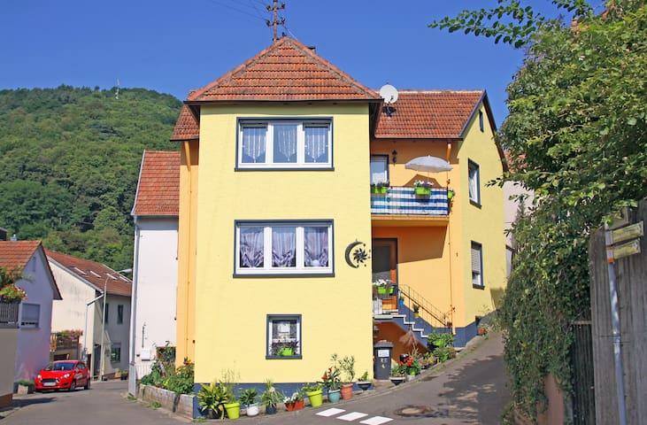 Ferienwohnung Mühlberg No.1, Ramberg, Pfälzer Wald - Ramberg - Appartement